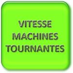 Vitesse Machines Tournantes